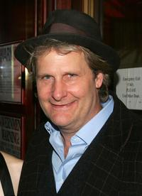 Jeff Daniels at the opening night of the Broadway play Blackbird.