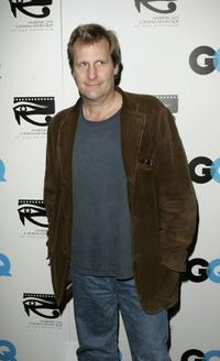 Jeff Daniels at the GQ/American Cinematheque Pre-Golden Globe Party.