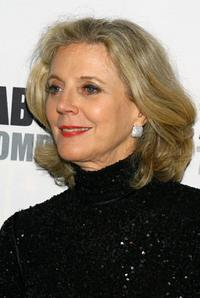 Blythe Danner at the opening Night Of