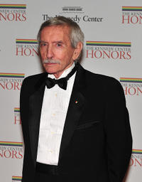Edward Albee at the formal artist's dinner for the Kennedy Center Honors in Washington, D.C.