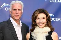 Ted Danson and Mary Steenburgen at the Annual Oceana Partner's Awards Gala.