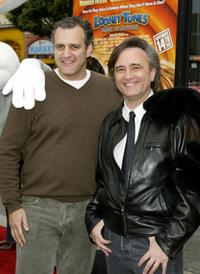 Joe Dante and producer Bernie Goldmann the world premiere of
