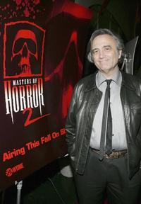 Joe Dante at the Launch Party For