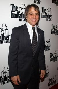 Tony Danza at the launch party for EA Games video game