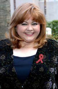 Patrika Darbo at the TV Cares Ribbon of Hope Awards.