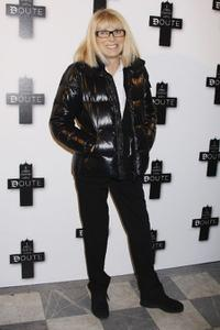 Mireille Darc at the photocall of
