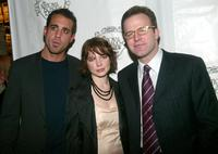 Bobby Cannavale, Michelle Williams and Thomas McCarthy at the National Board of Review Annual Awards Gala.