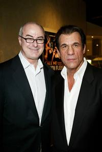 Robert Davi and John Kelly at the world premiere of