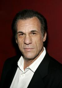 Robert Davi at the special cast and crew screening of