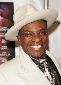 Keith David at the opening night of