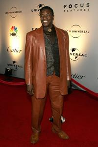 Keith David at the NBC/Universal Golden Globe After Party.