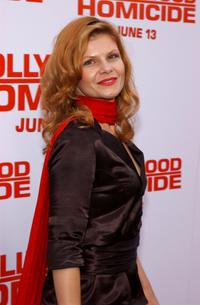 Lolita Davidovich at the premiere of