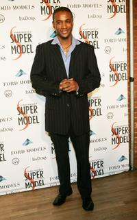 Tommy Davidson at the Ford Model's Supermodel of the Year contest.