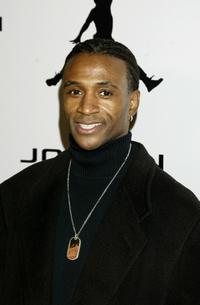 Tommy Davidson at the