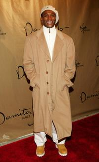 Tommy Davidson at the record release party of Janet Jackson's new CD