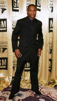 Tommy Davidson at the 15th annual Trumpet Awards.