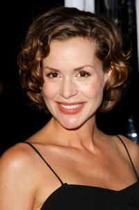 Embeth Davidtz at the premiere of