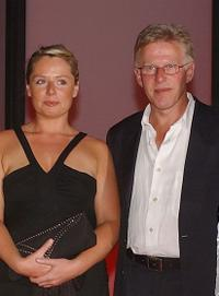Philip Davis and Heather Craney at the premiere of