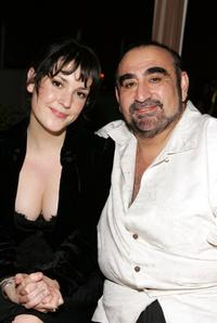Melanie Lynskey and Ken Davitian at the Premiere's Best Performances Of 2006.