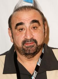 Ken Davitian at the 6th Annual World Poker Tour Invitational Kick Off.