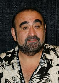 Ken Davitian at the 2007 Comic-Con.