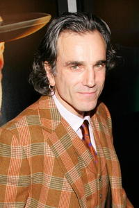 Actor Daniel Day-Lewis at the N.Y. premiere of