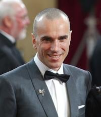 Daniel Day-Lewis at the 75th Annual Academy Awards.