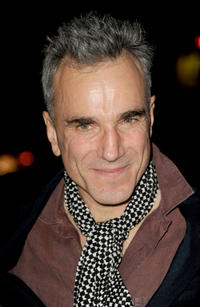Daniel Day-Lewis at the California premiere of