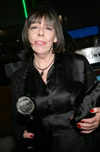 Frances de la Tour at the 60th Annual Tony Awards after party.