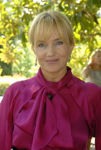 Rebecca De Mornay at the Couture Cares: A Benefit for Breast Cancer.