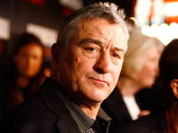 Actor Robert De Niro at the N.Y. premiere of