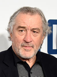 Robert De Niro at the New York premiere of