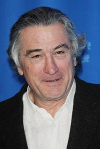 Robert De Niro at a Berlin photocall for