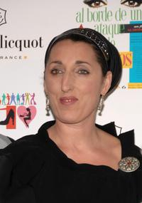 Rossy de Palma at the 20th Anniversary Screening of