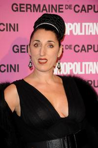 Rossy de Palma at the 2008 Cosmopolitan Awards.