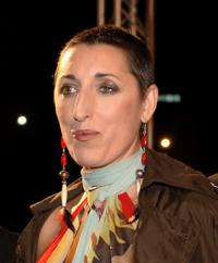 Rossy de Palma at the Marrakesh International Film Festival 2005.