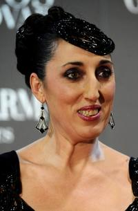 Rossy de Palma at the premiere of
