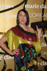Rossy de Palma at the 5th Marie Claire Magazine Awards.