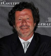 Joaquim de Almeida at the Jaeger Gala Dinner Fondazione Cini during the 65th Venice Film Festival.