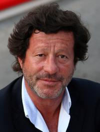 Joaquim de Almeida at the premiere of