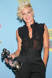 Pink at the 2006 MTV Video Music Awards.