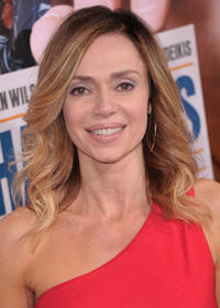 Vanessa Angel at the California premiere of