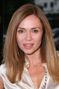 Vanessa Angel at the Los Angeles premiere of