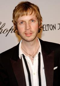 Beck at the 13th Annual Elton John Aids Foundation Academy Awards Viewing Party.
