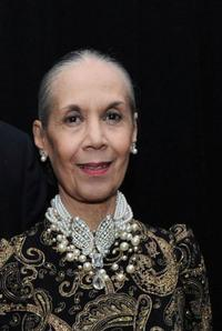 Carmen de Lavallade at the Alvin Ailey Opening Night Gala Party.