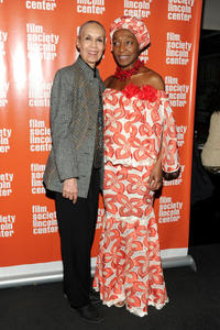 Carmen de Lavallade and Mahen Bonetti at the opening night of 20th New York African Film Festival.