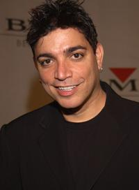 Michael de Lorenzo at the BMG Post Grammy party.