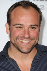 David DeLuise at the premiere of