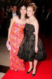 Maria de Medeiros and Sarah Polley at the