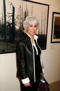 Jamie de Roy at the Blind Spot Tribute Issue and Inaugural Auction Gallery.